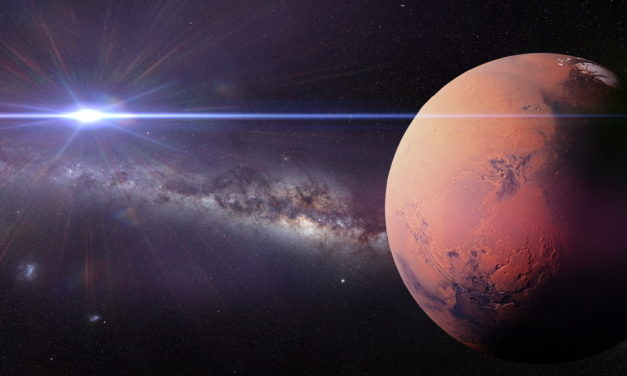 Neue Hinweise zum Mars