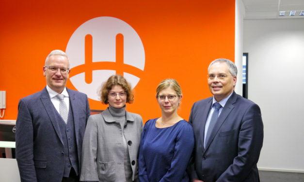 Die HSP Gruppe –  gemeinsam wachsen