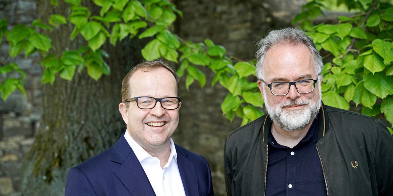 Unterwegs mit:  Michael Birlin – Das neue Gesicht im Vorstand der Sparkasse