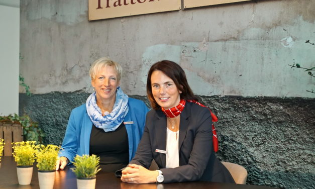 Susanne Bergau & Carolin Rittmeier