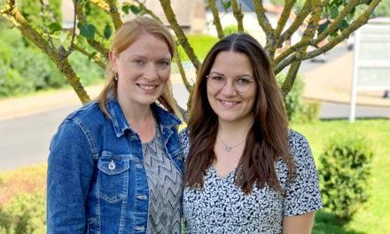 Anna-Lena und Marie-Luise Keilholz