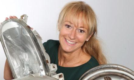 Sylvia Gerl – Geschäftsführerin der BFC