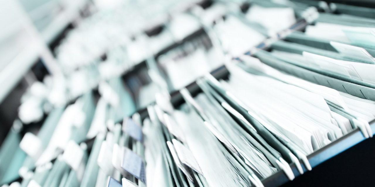 Schluss mit den Staubfängern – Akten digitaliseren